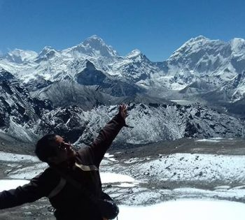 Island and Mera Peak Climbing with Gokyo EBC - Peak Climbing Nepal