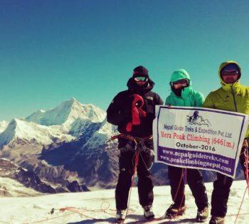 Mera Peak Amphu Lapcha La Pass | Climbing Mera - Peak Climbing Nepal