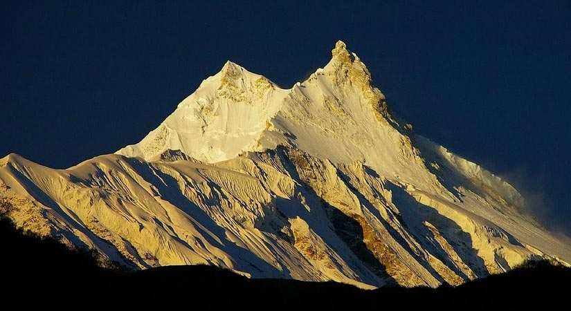 Mt. Manaslu (8163m/26774ft)