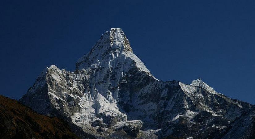 Mt. Ama Dablam (6812m/22343ft)