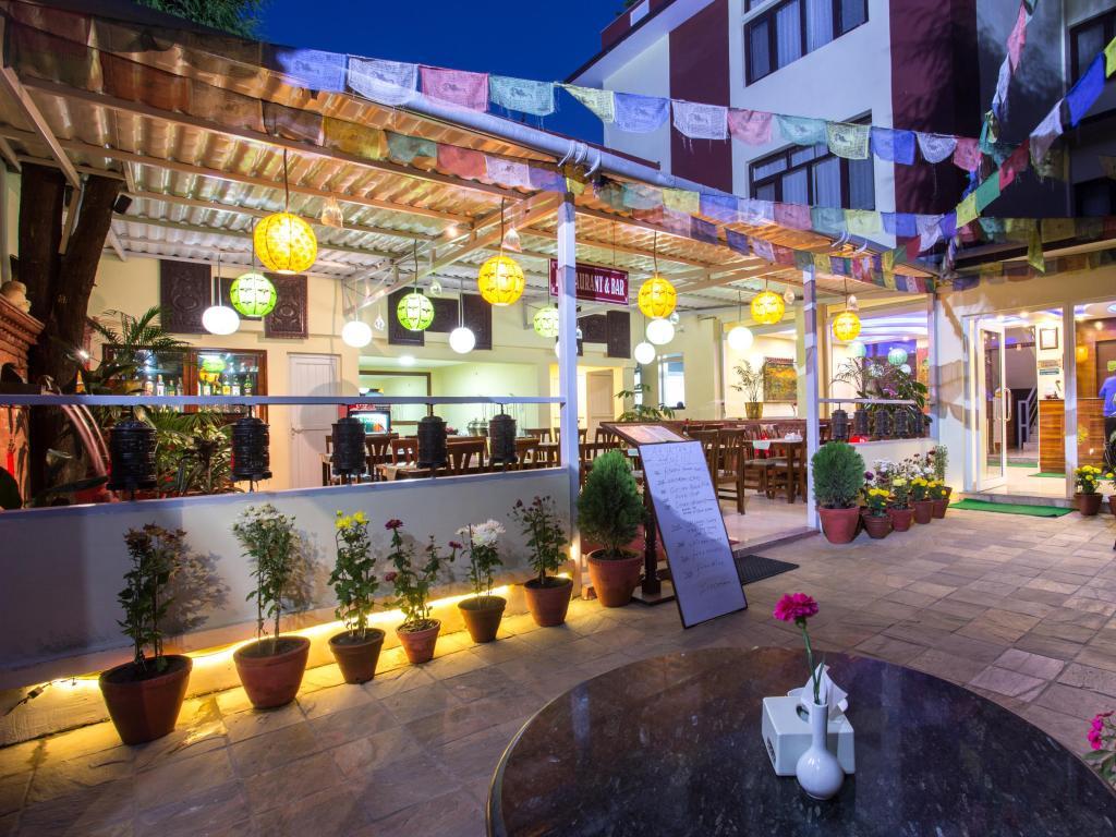 Accommodation at 3-star Aryatara Kathmandu Hotel