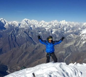 Ama Dablam Expedition and Island Peak Climbing