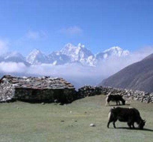 Mt. Baruntse Expedition with Mera Peak Climbing