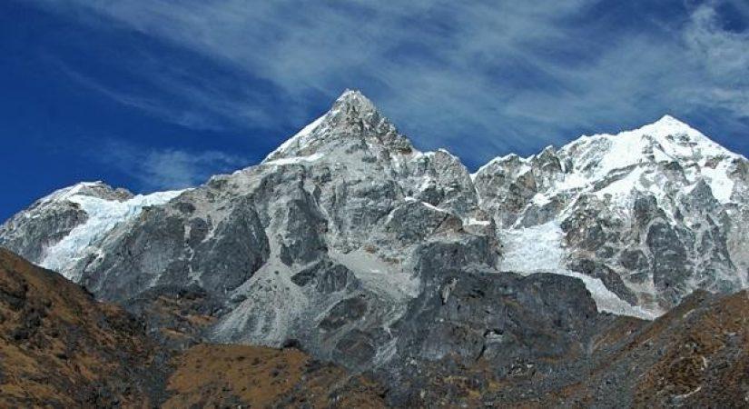 Bokta Peak [6143m/20149ft]