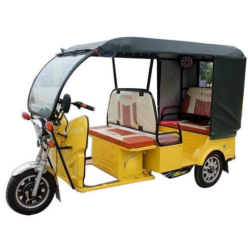 Transportation: E-Rickshaw