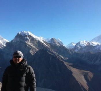 Three Peaks Climbing Island Lobuche & Kyajo Ri - Peak Climbing Nepal