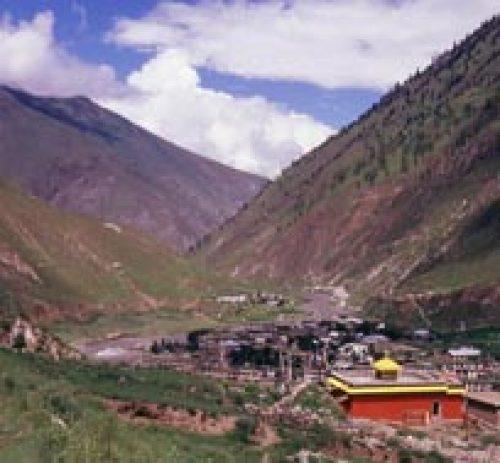 Island valley