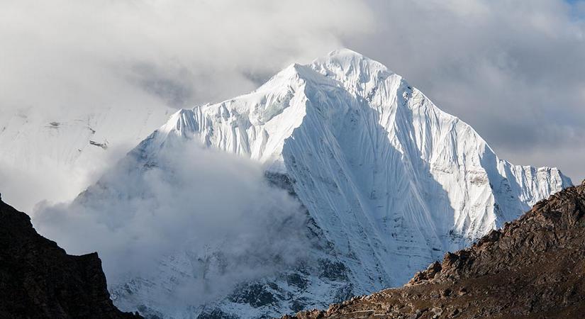 Mesmerizing view of Mt. Kanjirowa
