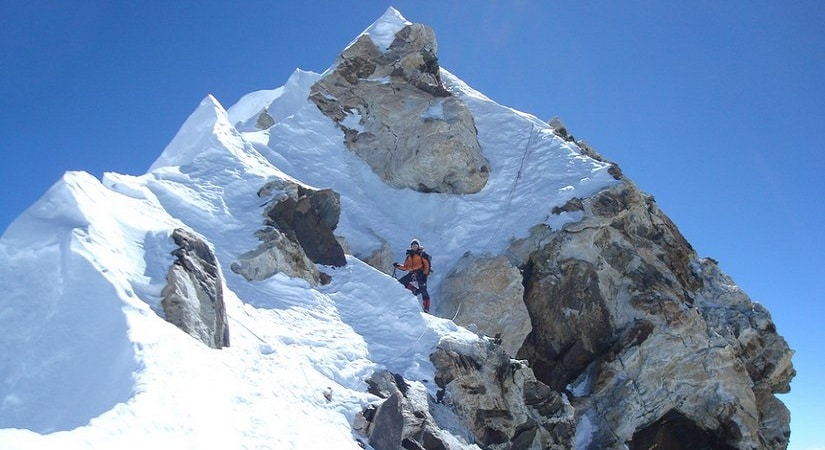 Makalu Summit (8463m/27758ft)