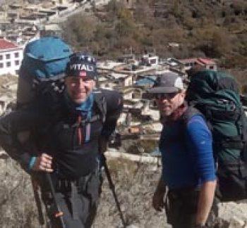 Mera and Island Peak climbing