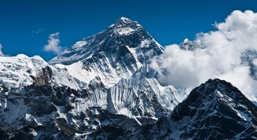 Mt. Everest Roof of The World