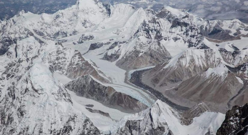 Summit View of Mt Everest