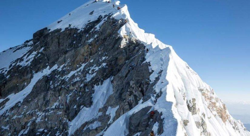 Mt Everest Summit 8848m