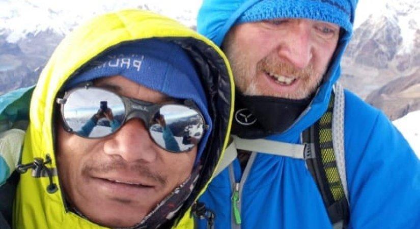 Parchamo Peak Climbing in Nepal