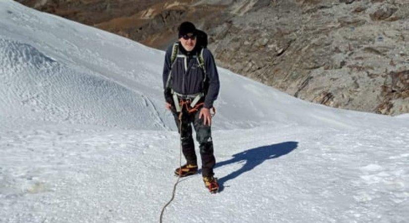 Parchamo Peak Climbing Nepal