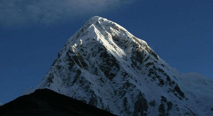 View of Pumori from KalaPatthar