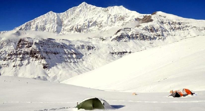 Tukuche Peak Base Camp