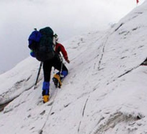 Mount Baruntse