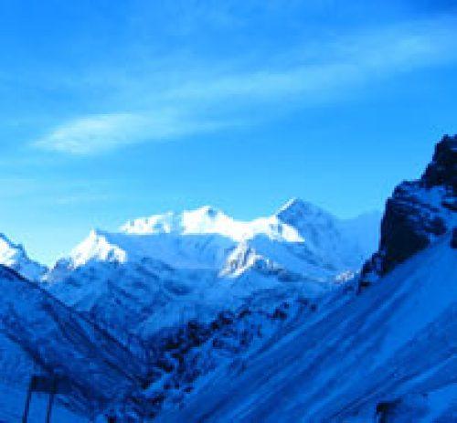 Chulu West Peak
