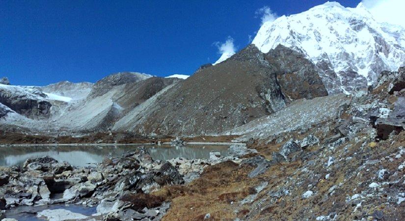 Kyajo Ri Peak (6186m/20290ft)