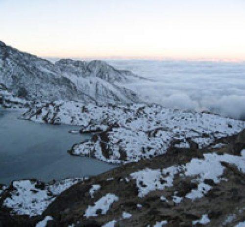 Manaslu peak