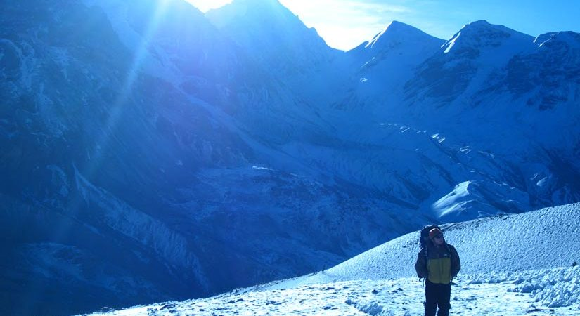 Mesokanta La Pass 5120m /16798ft