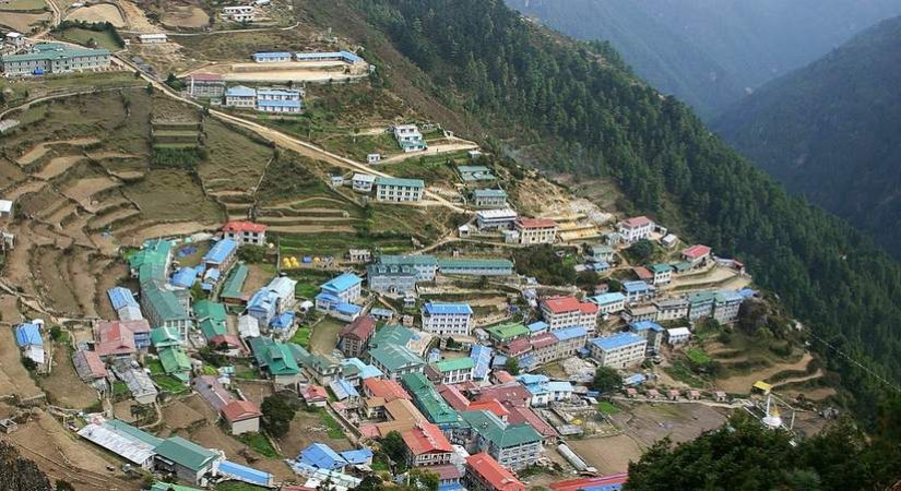Namche Bazaar- The Sherpa Capital