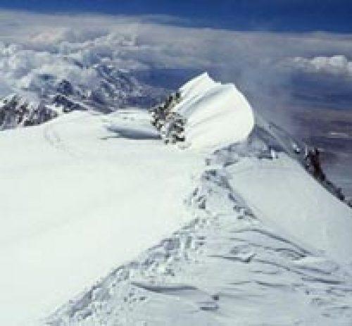 Kyajo-Ri Peak Climbing