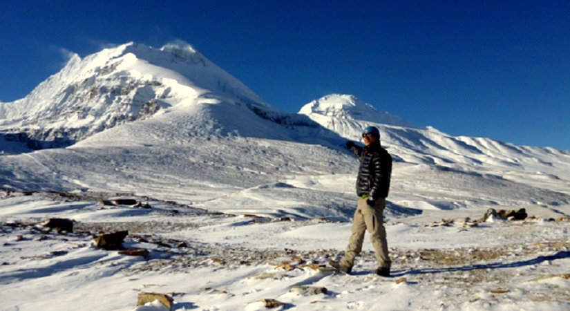 Tukuche Peak Base Camp (5640m/18499m)