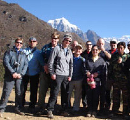 Mera Peak Amphu Lapcha pass