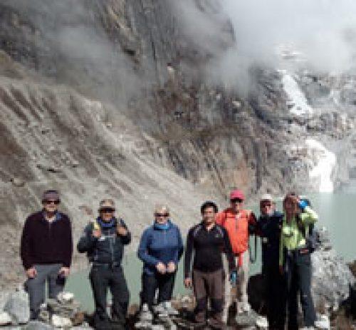 Mera Peak with Amphu Lapcha La Pass