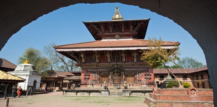 Changunarayan Temple