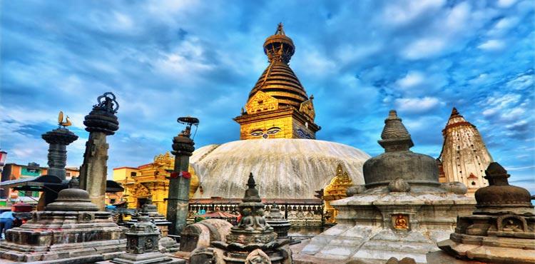 Swyambhunath Stupa