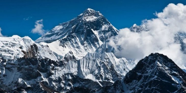 Weather at Mount Everest